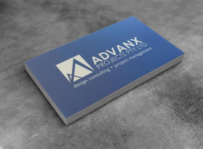 Fast quality printing services australia wide pinprint matt laminated business cards reheart Images