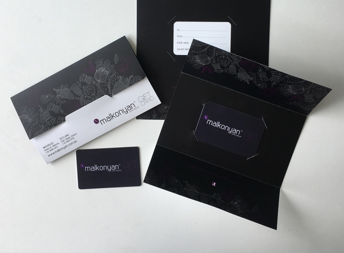Luxury Gift Card Kit