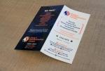 Full color 4ppDL size Brochures PinPrint