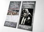 DL flyer print Sydney_PinPrint