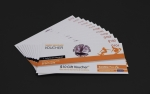 High quality gift vouchers design and print online